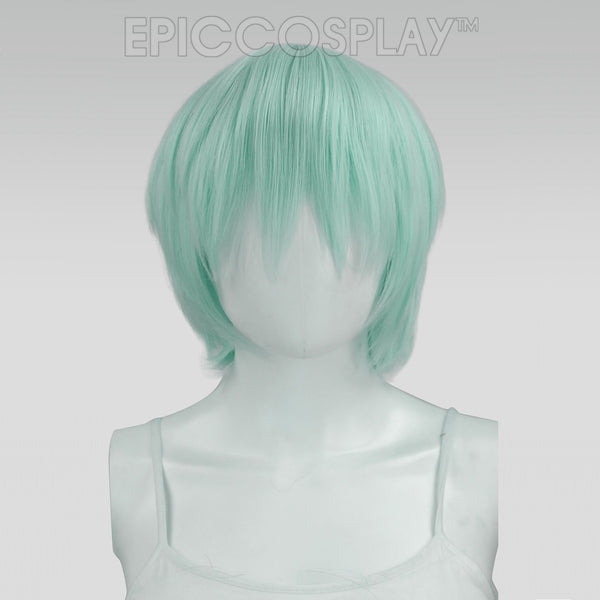 Aether -  Mint Green Wig