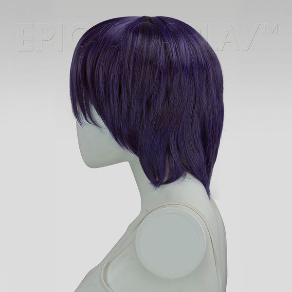 Aether - Purple Black Fusion Wig