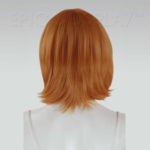 Chronos - Autumn Orange Mix Wig