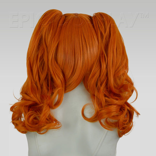 Rhea - Autumn Orange Wig