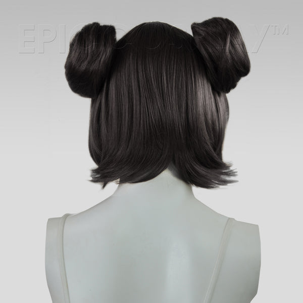 Bun Set - Natural Black