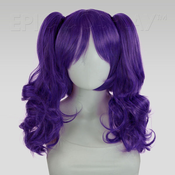 Rhea - Royal Purple Wig