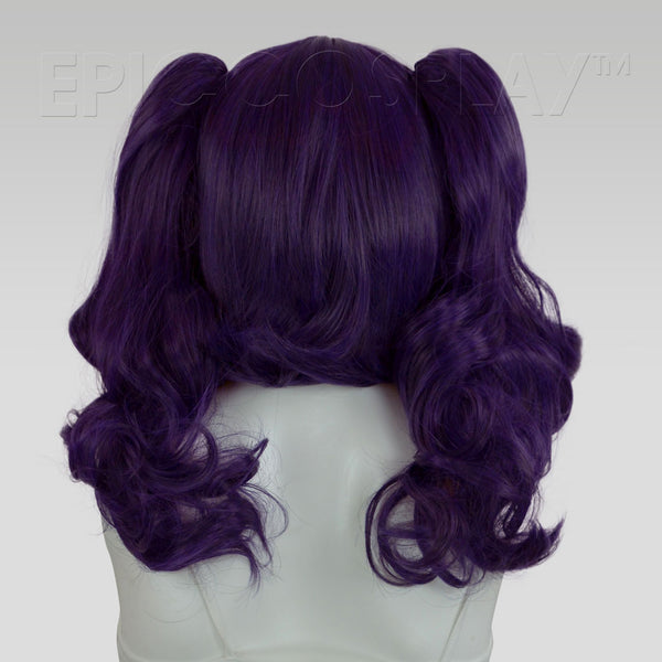 Rhea - Purple Black Fusion Wig