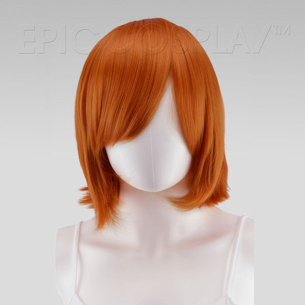 Chronos - Autumn Orange Wig