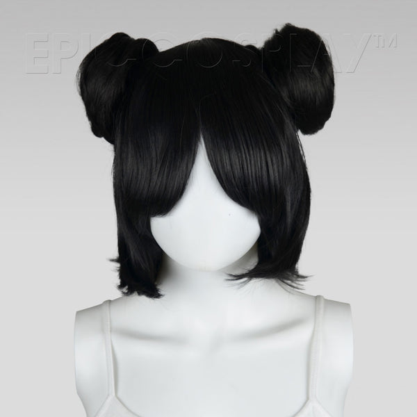 Bun Set - Black