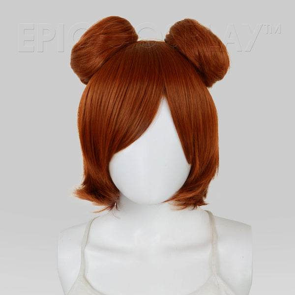 Bun Set - Copper Red