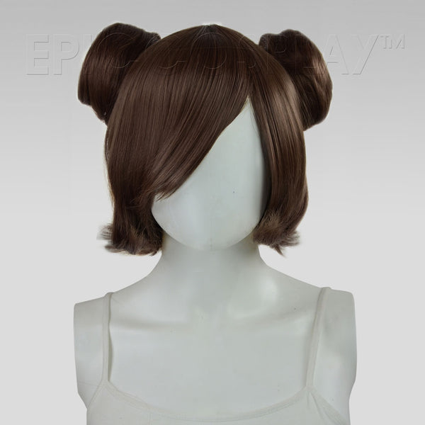 Bun Set - Dark Brown