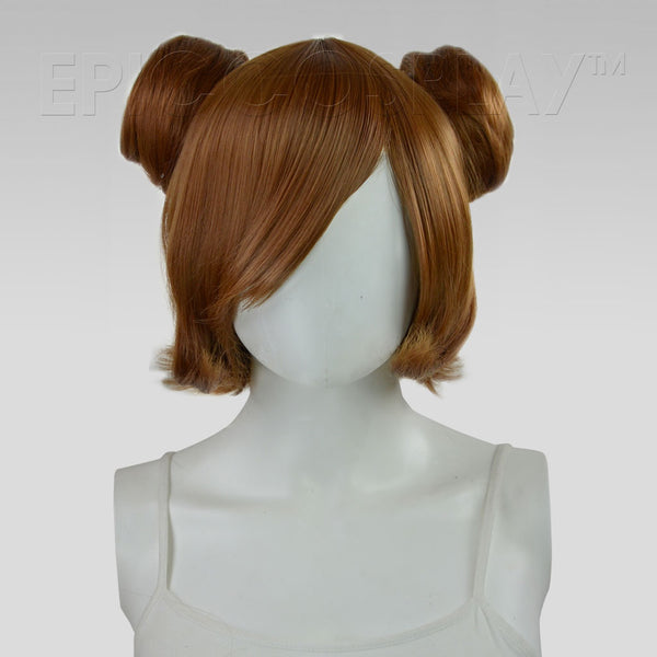 Bun Set - Light Brown