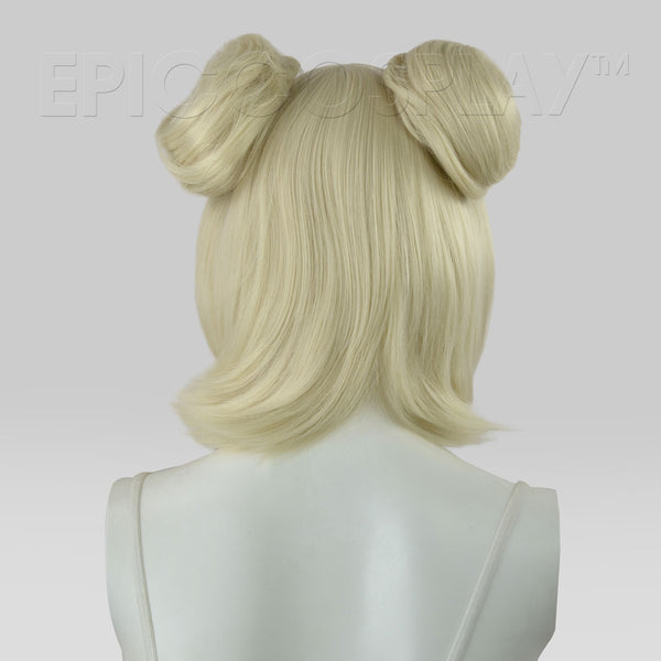 Bun Set - Platinum Blonde