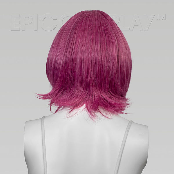 Chronos - Raspberry Pink Mix Wig