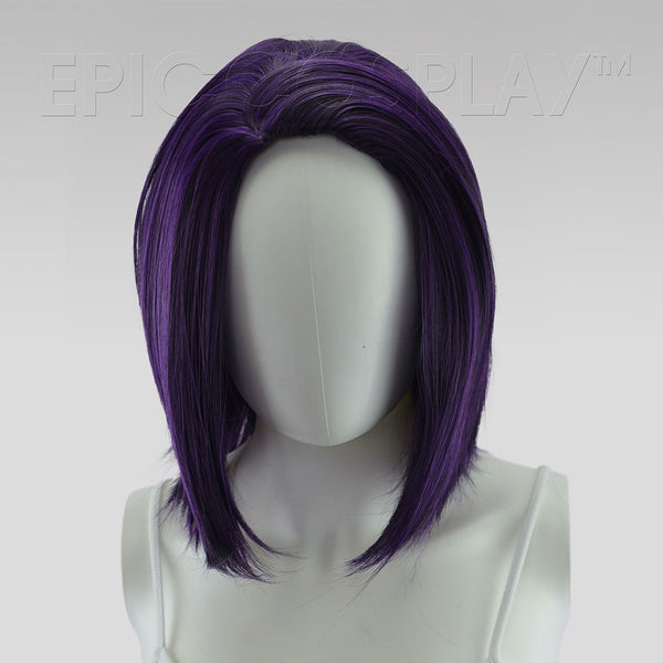 Helen - Purple Black Fusion Wig