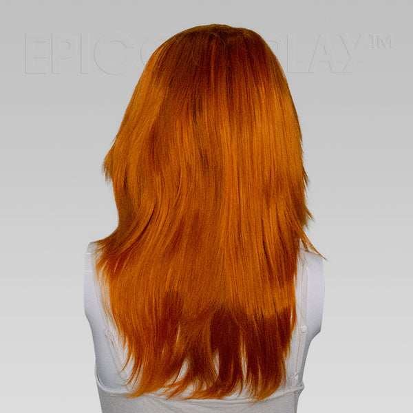 Helios - Autumn Orange Wig