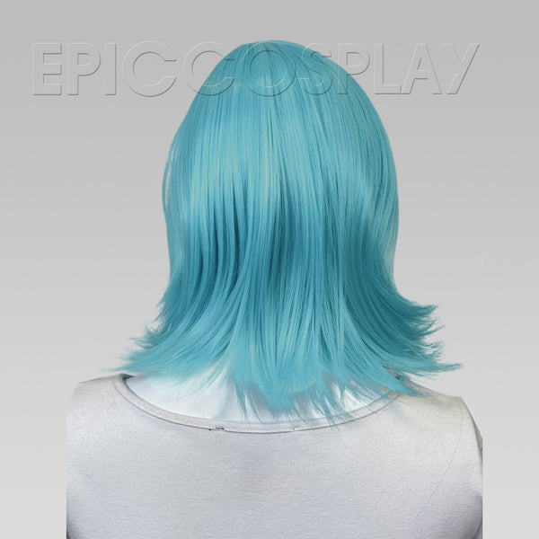 Aura - Anime Blue Mix Wig