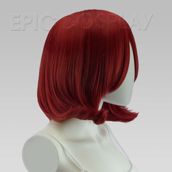 Aura - Dark Red Wig