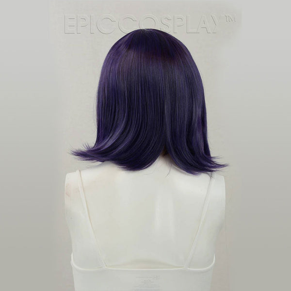 Aura - Purple Black Fusion Wig