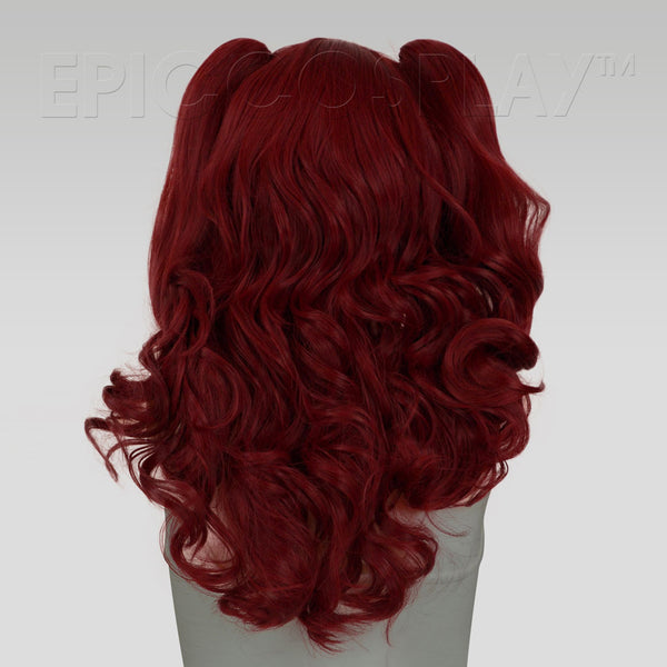 Maia - Burgundy Red Wig