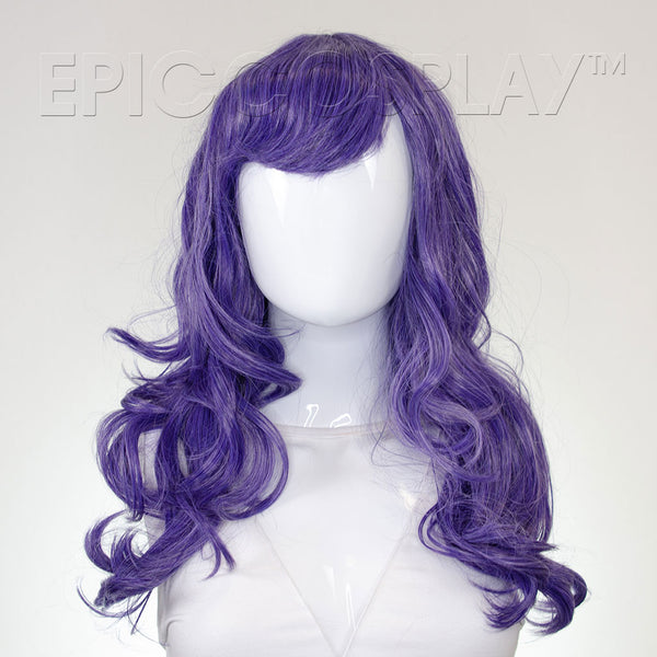Hestia - Classic Purple Mix Wig