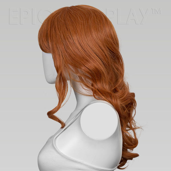 Hestia - Autumn Orange Mix Wig