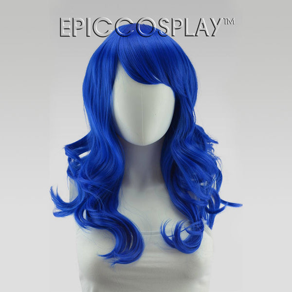 Hestia - Dark Blue Wig
