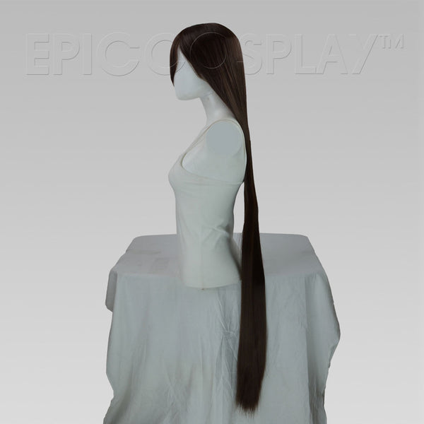 Asteria - Dark Brown Wig