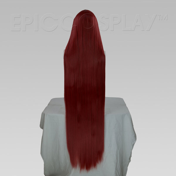 Asteria - Dark Red Wig
