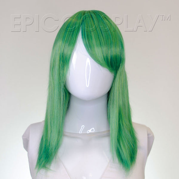 Theia - Clover Green Wig