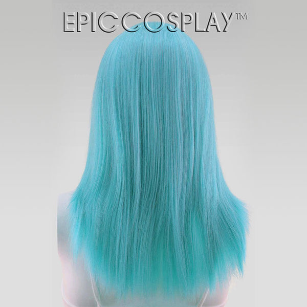 Theia - Anime Blue Mix Wig