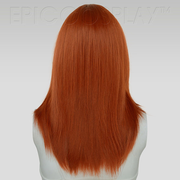 Theia - Copper Red Wig