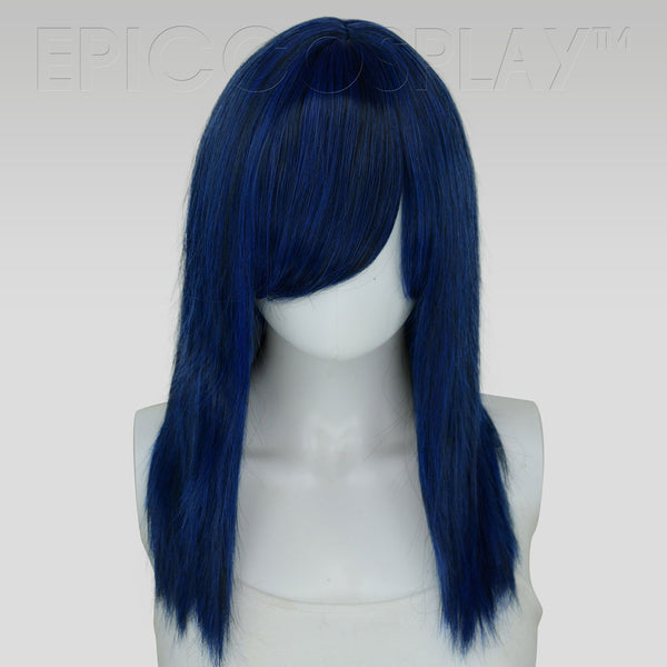 Theia - Blue Black Fusion Wig
