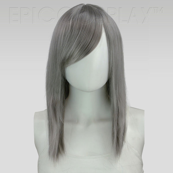 Theia - Gunmetal Grey Wig
