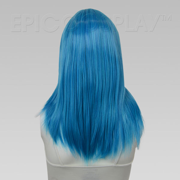 Theia - Teal Blue Mix Wig