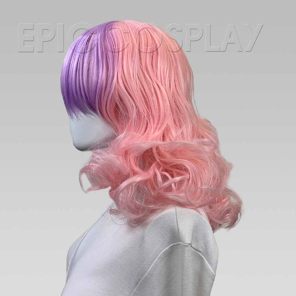 Kotys - Multi Color Curly Wig