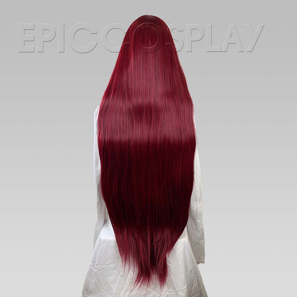 Persephone - Burgundy Red Mix Wig