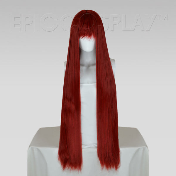 Persephone - Dark Red Wig