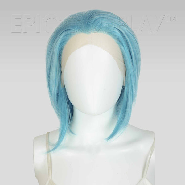 Keto - Anime Blue Mix Wig
