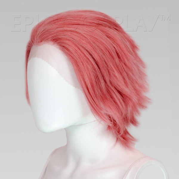 Keto (Layered) - Princess Dark Pink Mix Wig