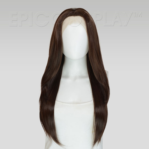 Hecate - Dark Brown Wig