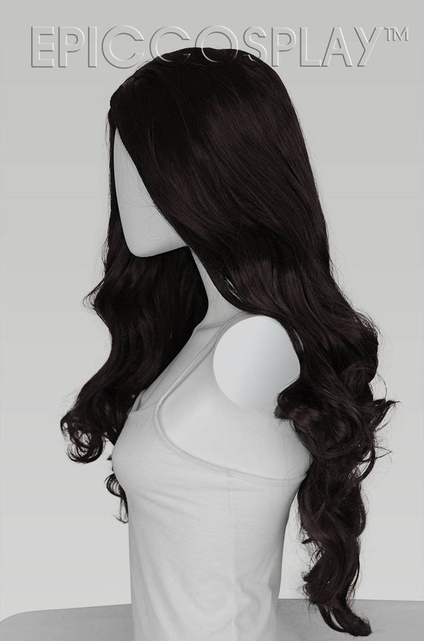 Daphne - Natural Black Wig