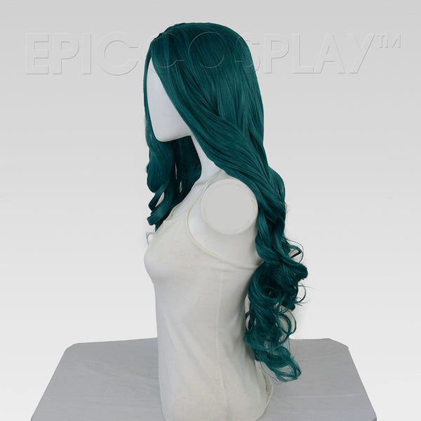 Daphne - Emerald Green Wig