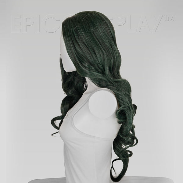Daphne - Forest Green Mix Wig