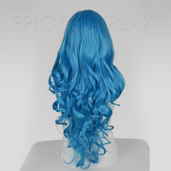 Daphne - Teal Blue Mix Wig
