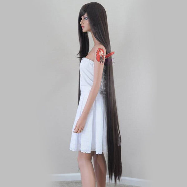 Demeter - Dark Brown Wig