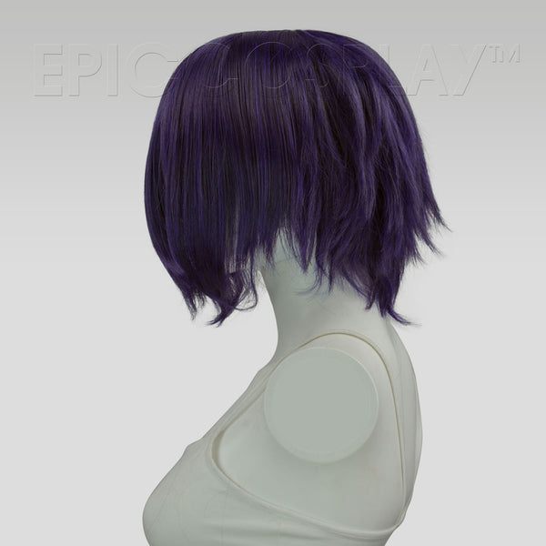 Aphrodite - Purple Black Fusion Wig