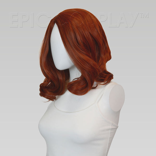 Aries - Copper Red Wig