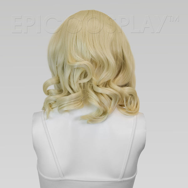 Aries - Platinum Blonde Wig
