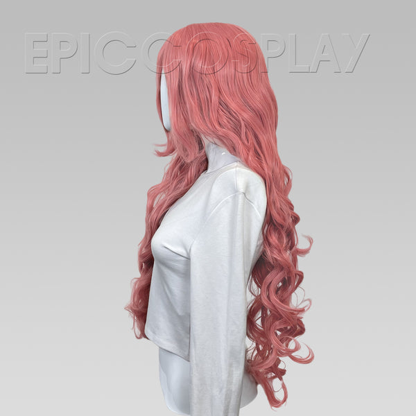 Hera - Princess Dark Pink Mix Wig