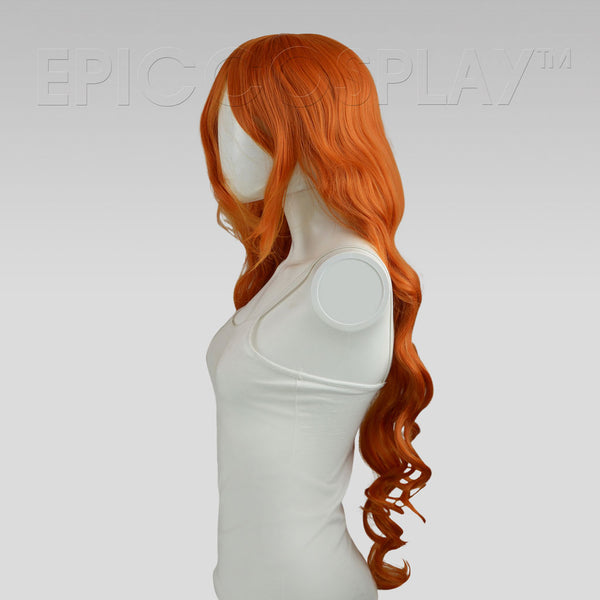 Hera - Autumn Orange Wig