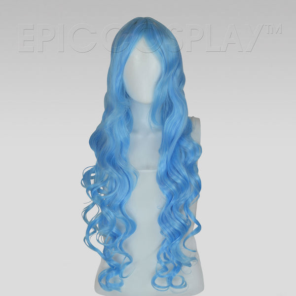 Hera - Light Blue Mix Wig