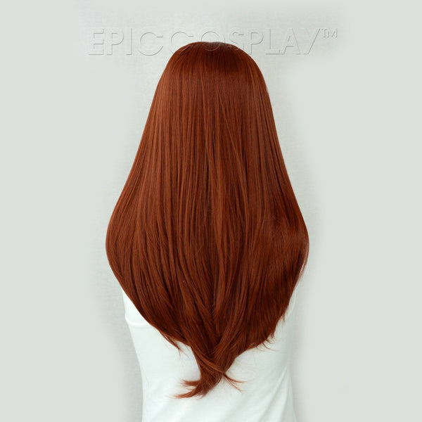 Scylla - Copper Red Wig S