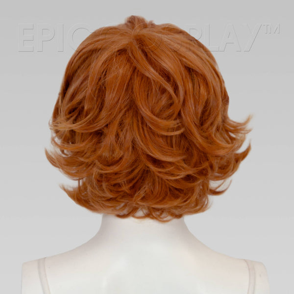 Aion - Autumn Orange Mix Wig